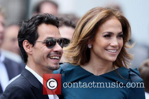 Marc Anthony and Jennifer Lopez 3