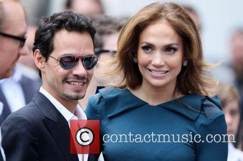 Marc Anthony and Jennifer Lopez 10