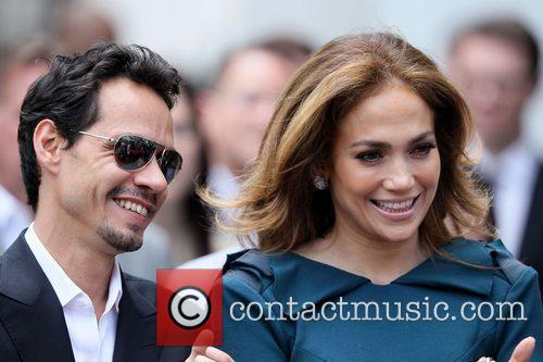 Marc Anthony and Jennifer Lopez 2