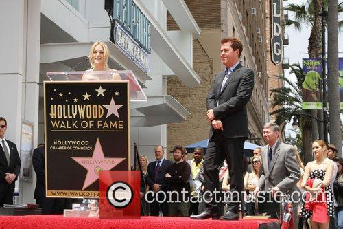 Carrie Underwood and Simon Fuller 3