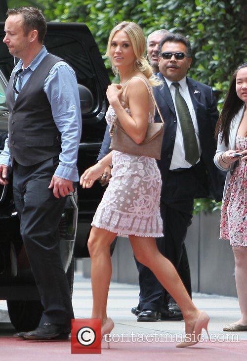Carrie Underwood 25