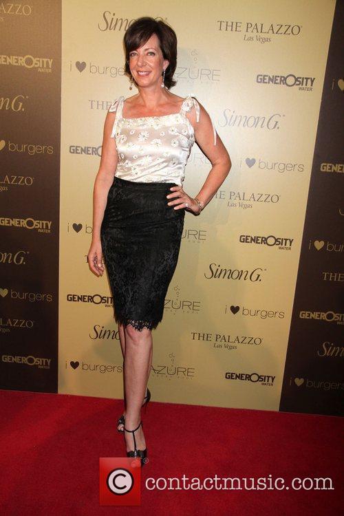 Alison Janney Simon G Summer Soiree at The...