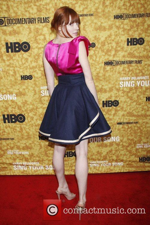 Nicole Laliberte Wearing Allison Parris 2
