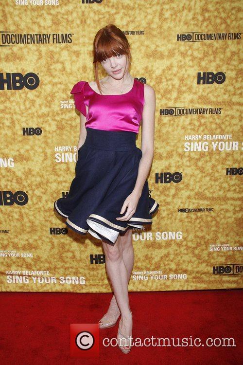 Nicole Laliberte Wearing Allison Parris 4