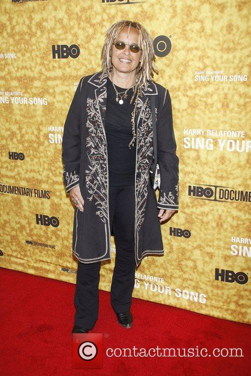Premiere of the HBO documentary 'Sing Your Song'...