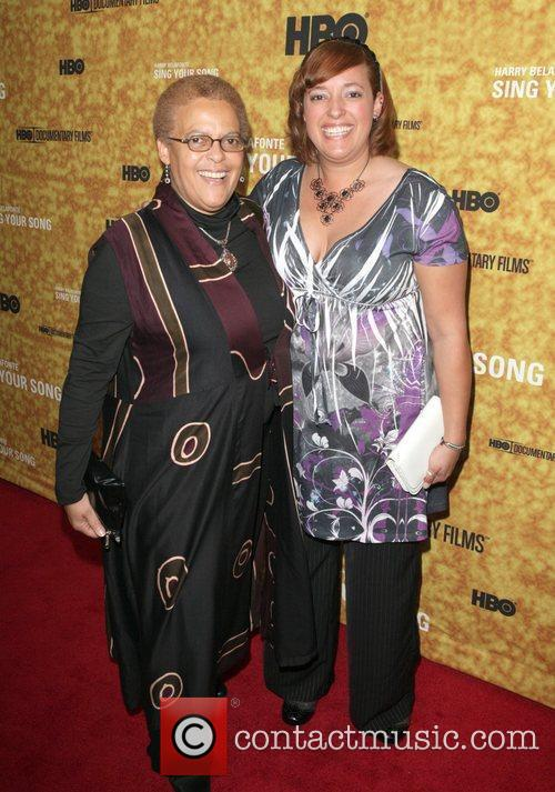 Adrienne Belafonte And Rachel Blue 5