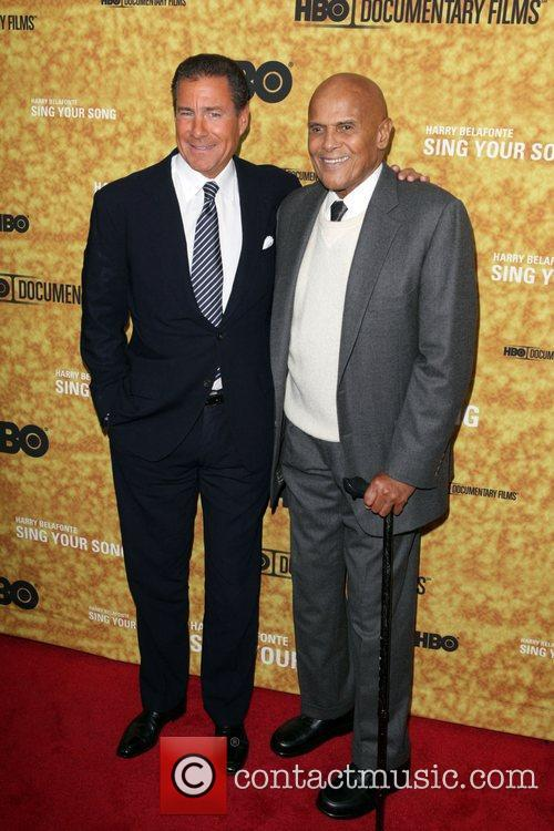 Hbo and Harry Belafonte 2