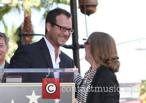 Bill Paxton and Sissy Spacek Sissy Spacek receives...