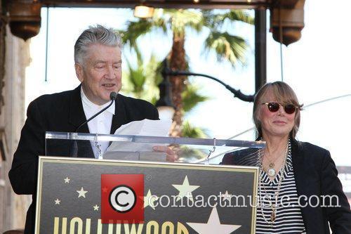 David Lynch and Sissy Spacek 4