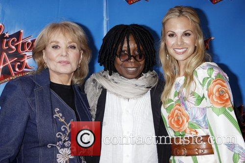 Barbara Walters, Elisabeth Hasselbeck and Whoopi Goldberg 4