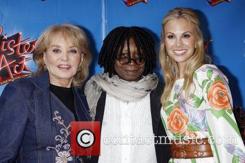 Barbara Walters, Elisabeth Hasselbeck and Whoopi Goldberg 1