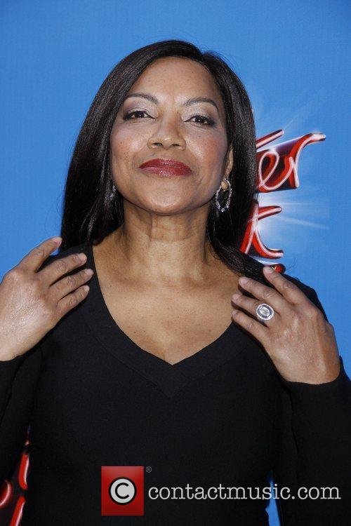Grace Hightower - Opening night of the Broadway musical ...
