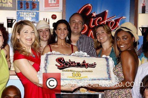 Victoria Clark, Patina Miller and cast Cast members...