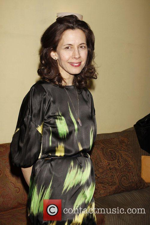 Jessica Hecht Opening night after party for the...