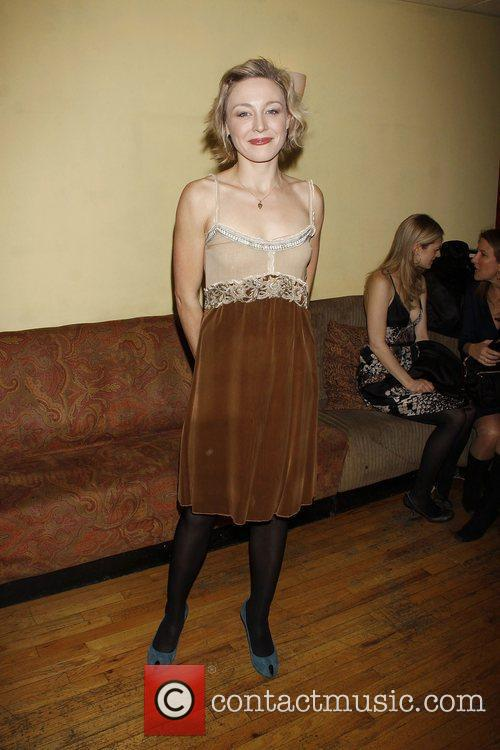 Juliet Rylance Opening night after party for the...