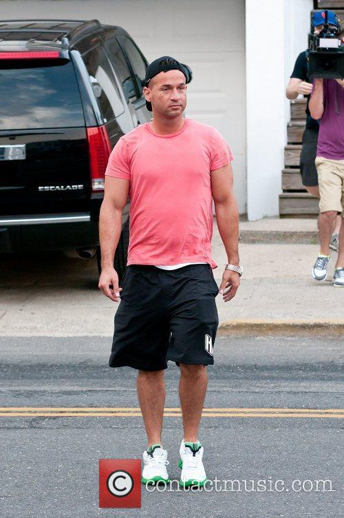 Mike 'The Situation' Sorrentino got into a quarrel...