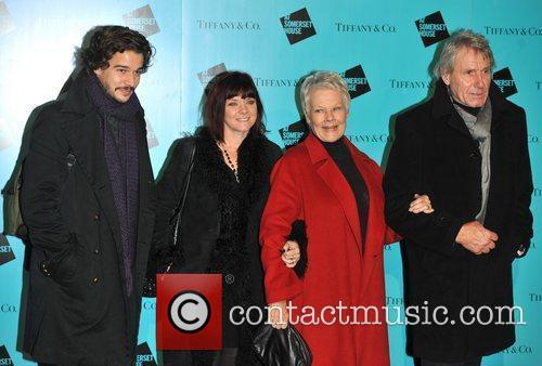 Judi Dench and Somerset House