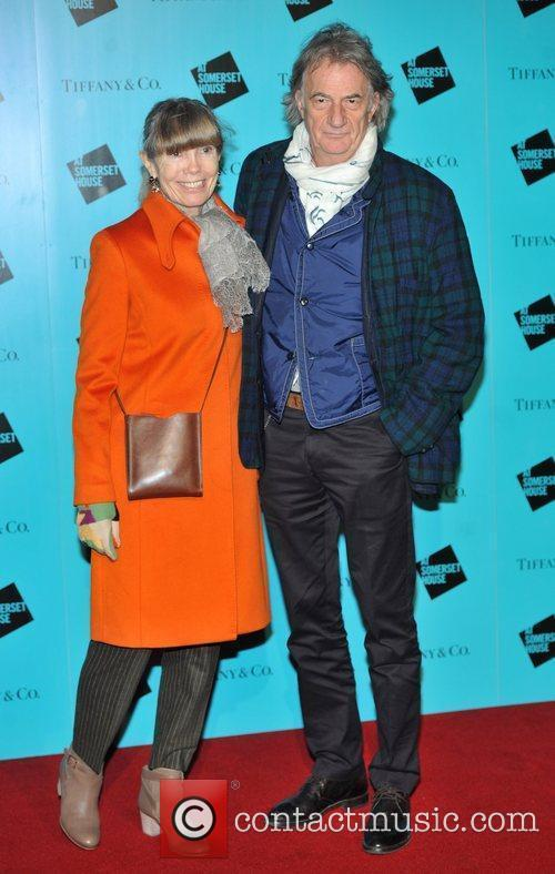 Skate at Somerset House VIP launch - arrivals.