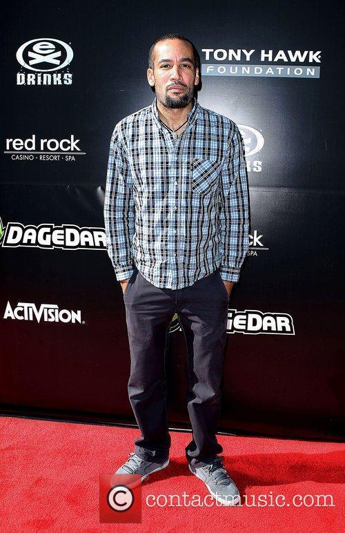 Ben Harper Stand Up For Skate Parks benefiting...