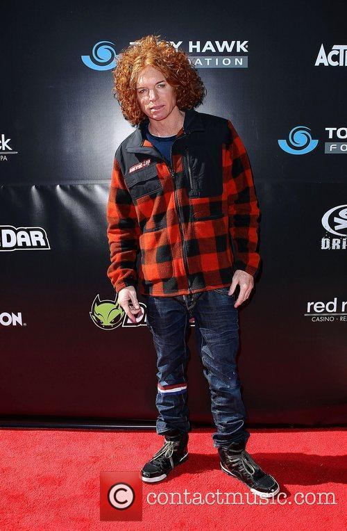 Scott Carrot Top Thompson Stand Up For Skate...