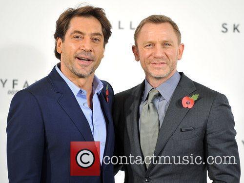 Daniel Craig, Javier Bardem