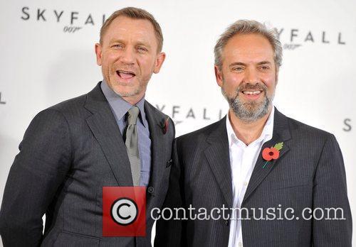 Daniel Craig and Sam Mendes 1
