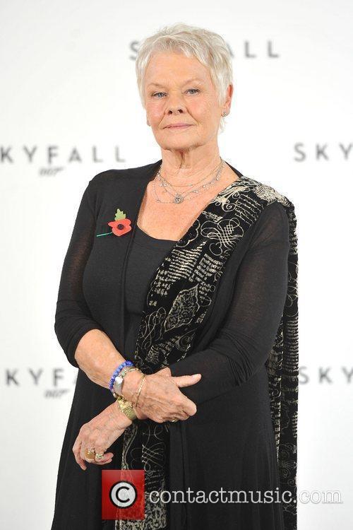 'Skyfall', the 23rd James Bond movie, photocall held...
