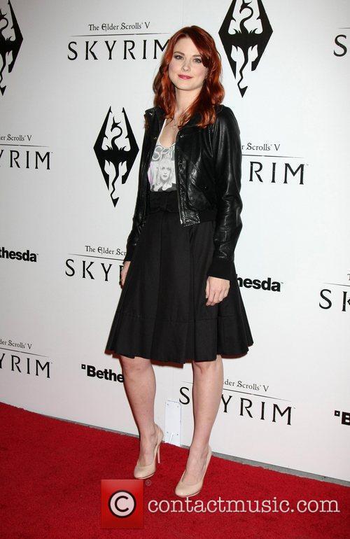 Alexandra Breckenridge  The Elder Scrolls V: Skyrim...