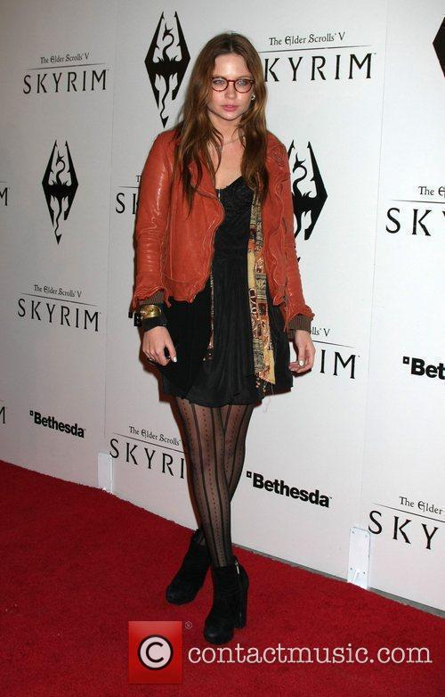 Daveigh Chase The Elder Scrolls V: Skyrim Official...