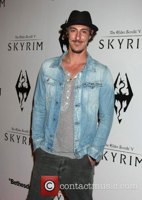 The Elder Scrolls V: Skyrim Official Launch Party...