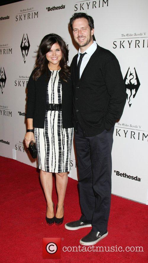 Tiffani Thiessen and Guest The Elder Scrolls V:...