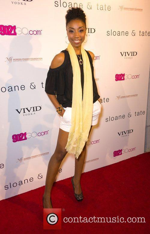 Enisha Brewster Sloane & Tate host an exclusive...