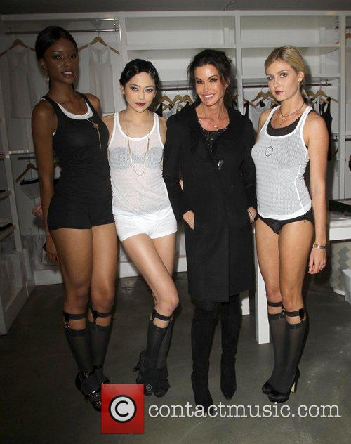 Janice Dickinson and Models Sloane & Tate host...