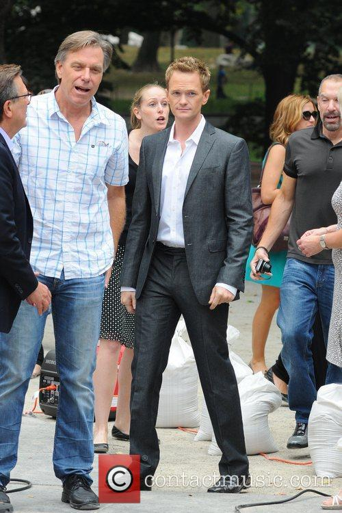 Raja Gosnell and Neil Patrick Harris 5