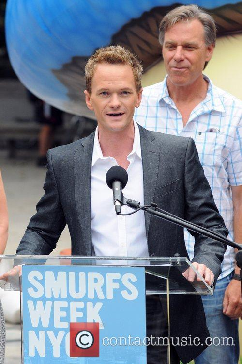 Raja Gosnell and Neil Patrick Harris 3