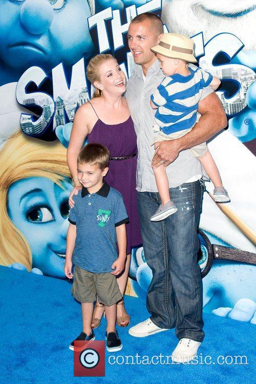 Mark Wilkerson and Melissa Joan Hart 4