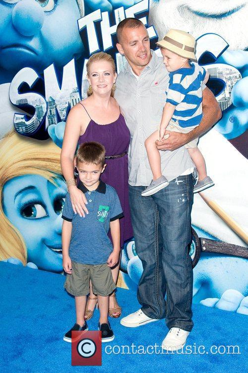 Mark Wilkerson and Melissa Joan Hart 1