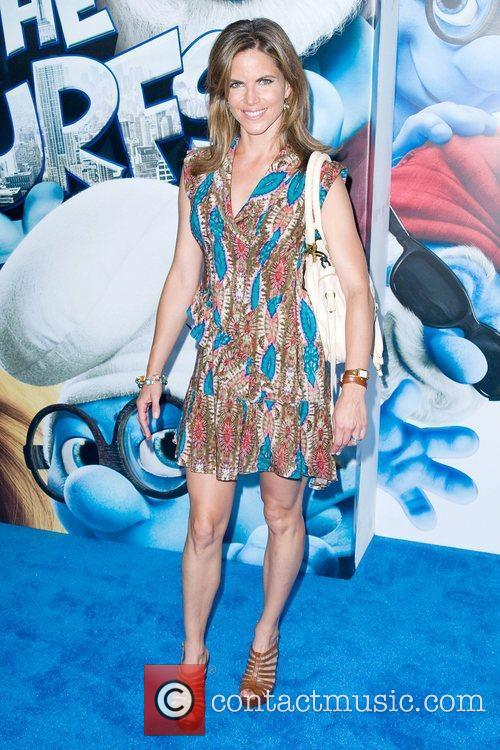 'The Smurfs' world premiere at the Ziegfeld Theater...