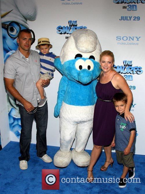 Malissa Joan Hart And Family 7