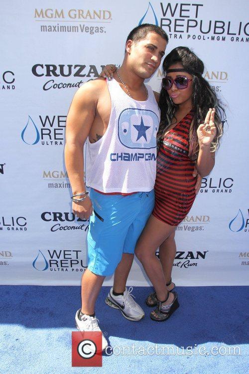 Nicole Polizzi, Las Vegas and Mgm 3
