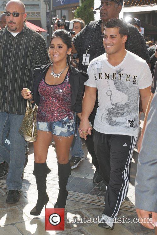Nicole Polizzi and Mario Lopez 5