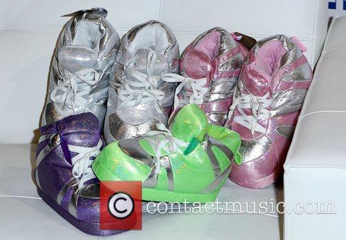 Nicole Polizzi, aka 'Snooki' unveils Snooki Slippers by...
