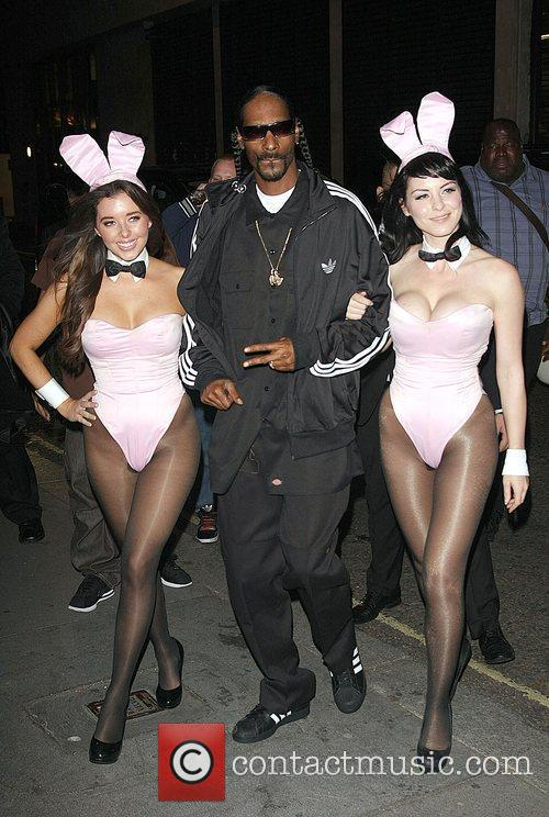 Snoop Dogg, Pink and Playboy 10