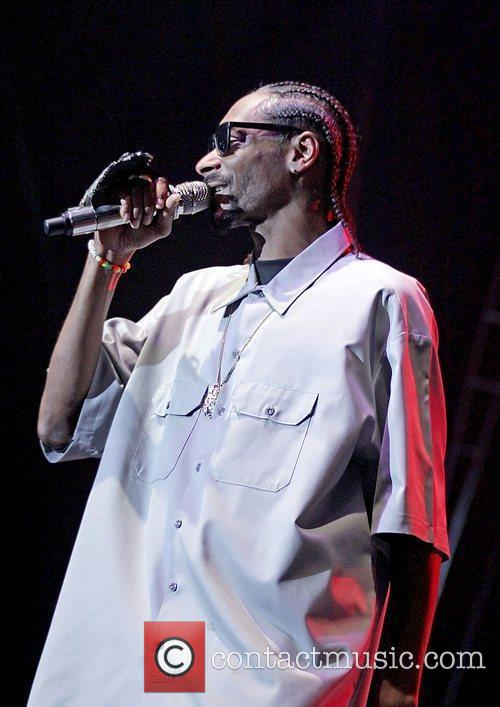Snoop Dogg and Liverpool Echo Arena 11