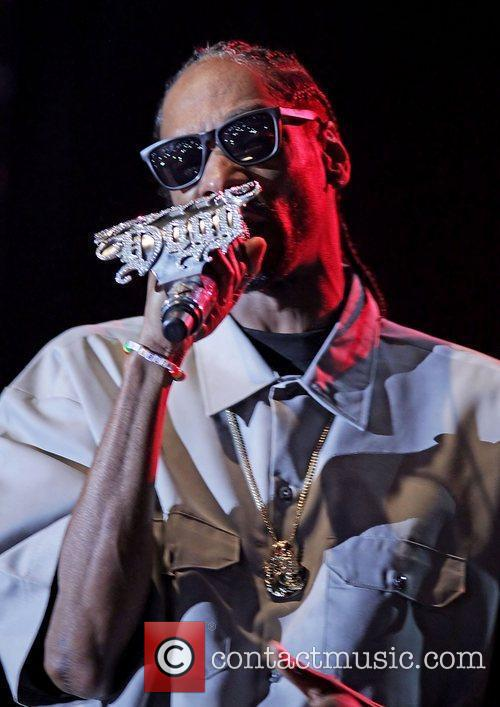 Snoop Dogg and Liverpool Echo Arena 7