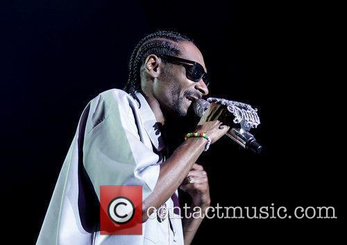 Snoop Dogg and Liverpool Echo Arena 9