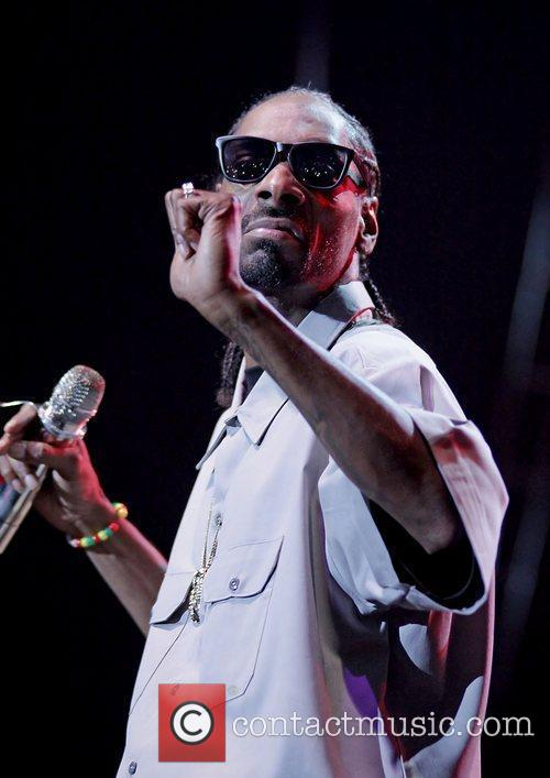 Snoop Dogg and Liverpool Echo Arena 3