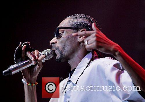 Snoop Dogg and Liverpool Echo Arena 10