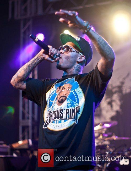 Snoop Dogg and Stubb's Bbq 15