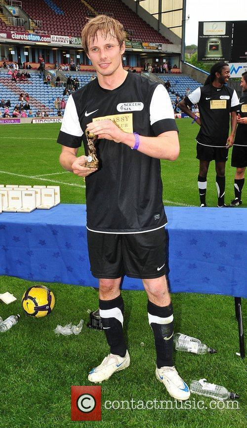 Guest The Celebrity Soccer Six tournament held at...